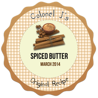 Spiced Butter by Echilon