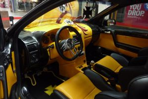 Airbrush Opel Astra Interior by theTobs