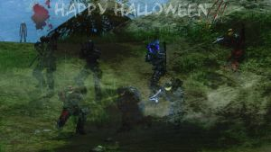 Happy Halloween 2014 by Wolf-S305