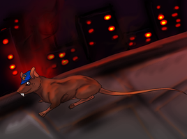 rat valentine by mechanicalmasochist