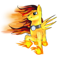 .: Hot as fire :. by Aluri