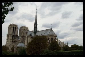 Notre-Dame 01 by TheNeoShaman