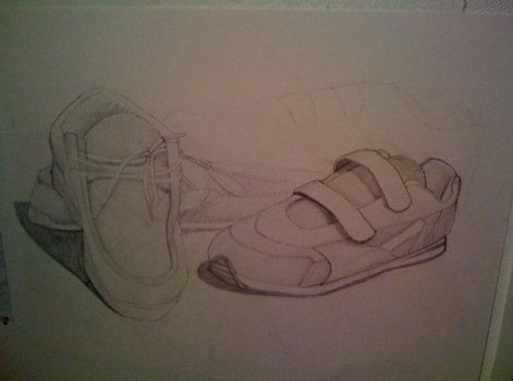 Pencil Shoes by armorforsleepnj
