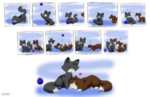 Kitteh luv -extended- by SabrinaJenema