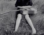 Spanish guitar by Pice-of-Winter
