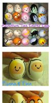 Adventure Time Easter Eggs by AlwaysForeverHailey