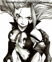 Mirajane by brenadiogenes