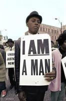I Am A Man by ajhistoric2