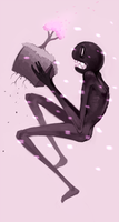 Enderman by cassetterecorder