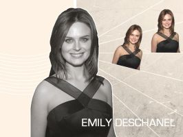 Emily Deschanel FW by geezbones
