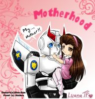 TFG1:_Motherhood_Prowl+LuanaTF by JinoSan