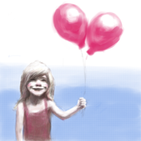 balloons by romuch