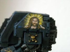 Dreadnought Jesus by Tigershark-Painting