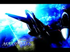 Ace Combat 5 Wallpaper by Kamaroth92