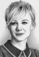 Carey Mulligan 2 by phoenix132