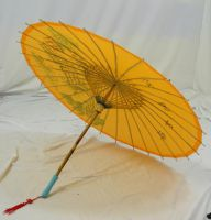 Chinese Umbrella by GRANNYSATTICSTOCK