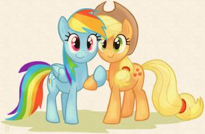 Holding Hooves by igriega13