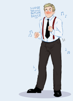 dance on, butler boy by paulmccartneys