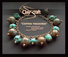 Copper treasures by oione
