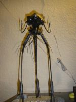 Pegasus Hobbies: War of the Worlds Tripod Model 2 by LightningPowa719