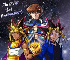 DSoD 1st Anniversary by Ycajal