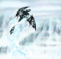 the ice glyder by SunnyFire