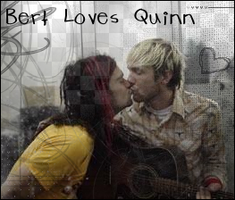 Bert LOVES Quinn... by Thankx4theVenom