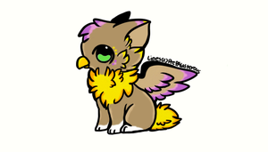 Griffin adoptable {OPEN} by PoMlovah611
