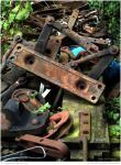 Scrapyard Beauty by In-the-picture