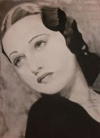 Dorothy Lamour by astrogoth13
