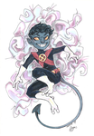 Nightcrawler by Deericious