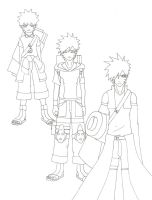 Naruto nukenin evolution by Nightmare626