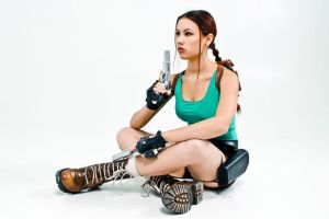 Lara Croft CLASSIC render 9 by TanyaCroft