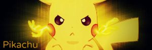 Pikachu Sig Request by BebeKimichi