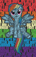 What makes a Rainbow Dash? by SkylineFaux
