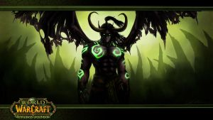 Illidan Stormrage v2 by Domiticus