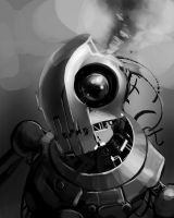 krazybot by cornwainer