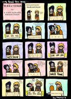 Naruto - Yaoi Fangirl Product by Memorie01