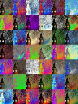 42 Shades of Big Ben by kittykat999