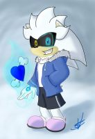 Silver/Sans by animorphs5678