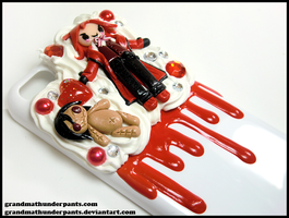 Grell 5C Case by GrandmaThunderpants