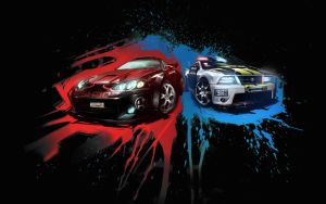 APB cars by lamepictures