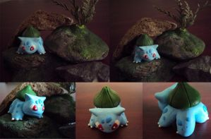 Bulbasaur by chow-marco