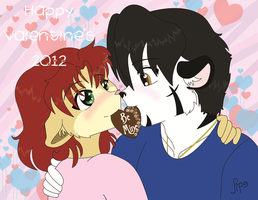 Valentine's 2012 by LikeMaNiac