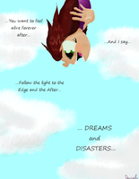 lineless dreams and disasters by BubblyEllie