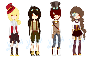 Adopts 9 {CLOSED} by Mysteryy-Adopts
