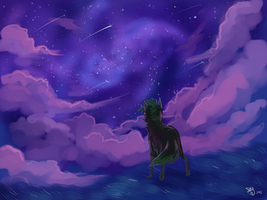 Lonely Lullaby by SkySilky