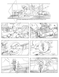 Honic Storyboards 1 by mistermuck