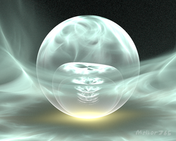 Scrying Orb by melkor765