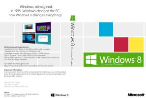 Windows 8 Consumer Preview DVD Cover (en-US) by Misaki2009